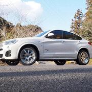 F metal 1 fits BMW X4