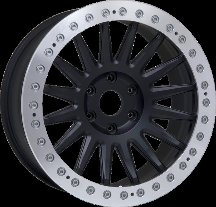 size:20x9.5 blankwheel color:SOLID BLACKring color:CUT FINISHnote:シルバーキャップボルト選択note:wheel:特注カラー