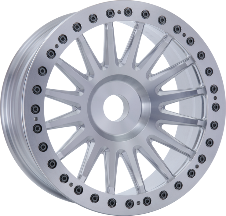 size:20x9.5 blankwheel color:POLISHring color:CUT FINISHnote:シルバーキャップボルト選択
