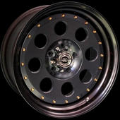 size:17x8.0 139.7/6H ±0disk color:POLISHrim color:SOLID BLACKnote:Center Cap B1note:ディスク&リム特注カラーnote:option:ゴールドピアスボルト