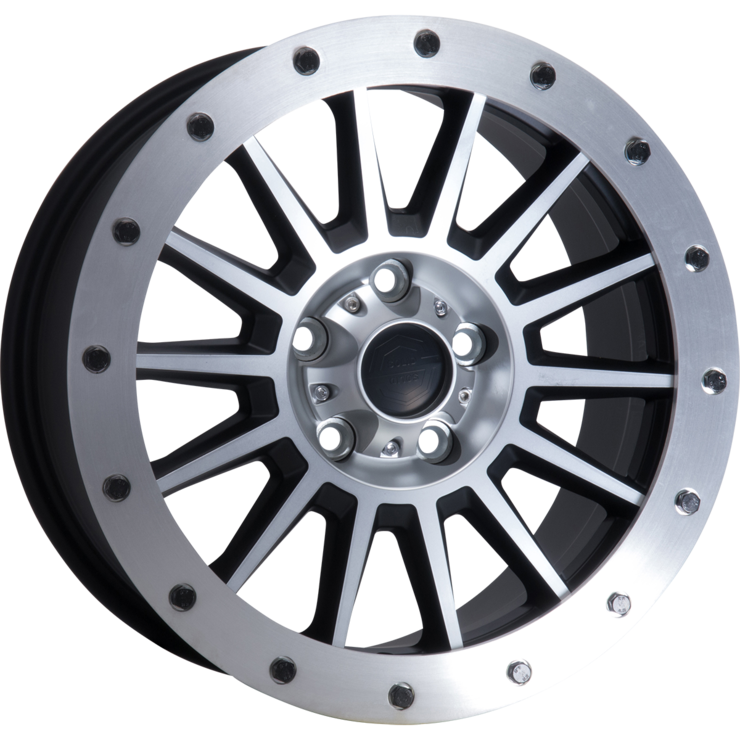 size:16x7.0 114.3/5H +40wheel color:SOLID POLISHring color:BRUSHEDnote:アルミリング付note:メッキボルト