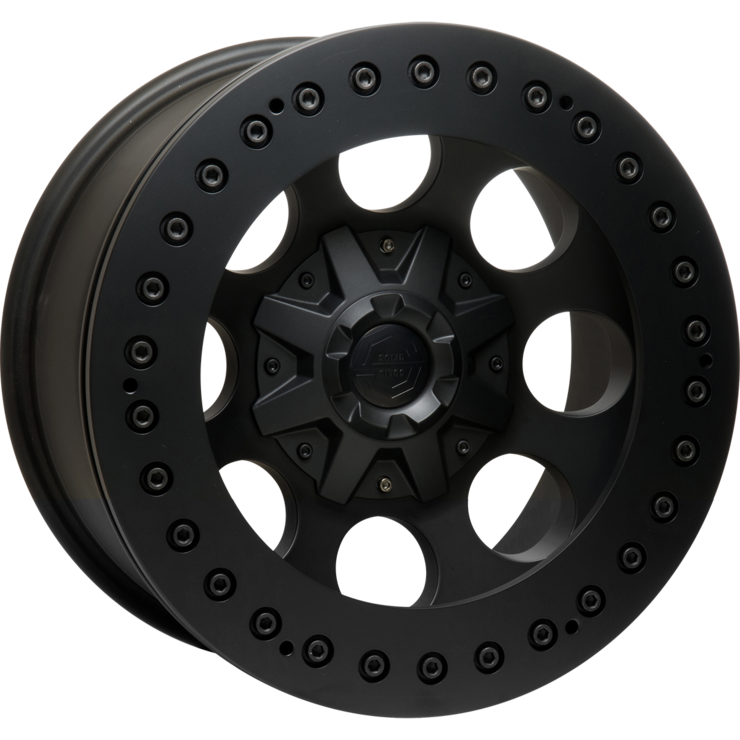 size:17x9.0 139.7/6H -38wheel color:SOLID BLACKring color:SOLID BLACKnote:レースリングFA-Coat(艶消しブラック)ボルトCenter Cap C1
