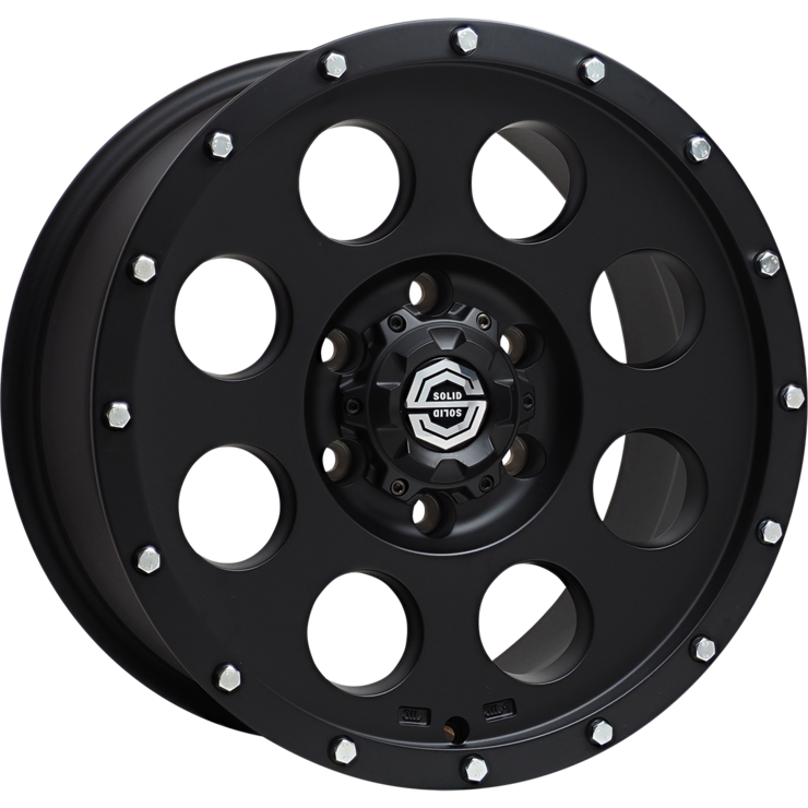 size:17x8.0 139.7/6H +20wheel color:SOLID BLACKring color:DIA-CUT FINISHnote:アルミリング無note:メッキボルト