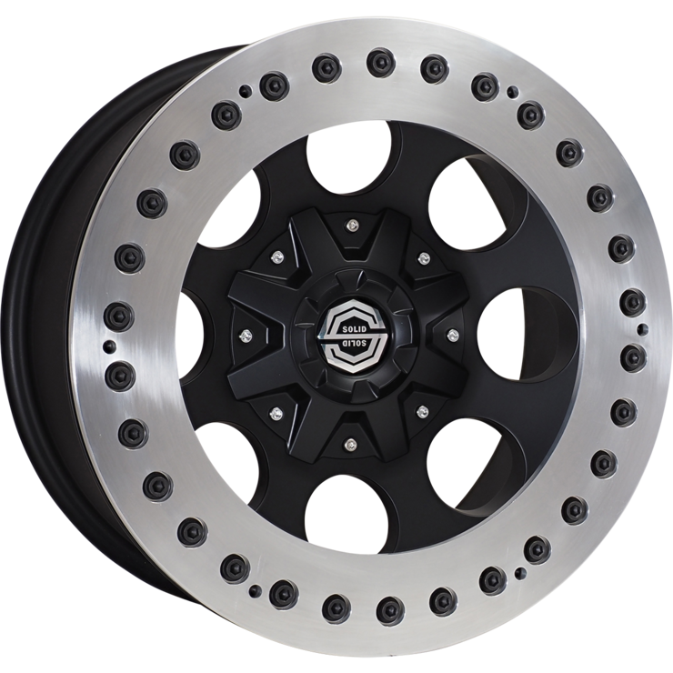size:17x9.0 139.7/6H -38wheel color:SOLID BLACKring color:CUT FINISHnote:レースリングnote:Center Cap C1