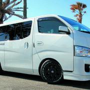 i metal X 16 fits NISSAN Caravan