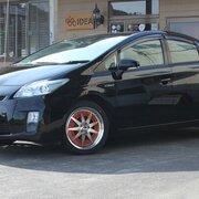 F metal 1 fits TOYOTA Prius