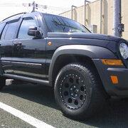 i metal X 16 fits JEEP Cherokee KJ