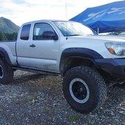 i metal X Beadlock fits TOYOTA Tacoma