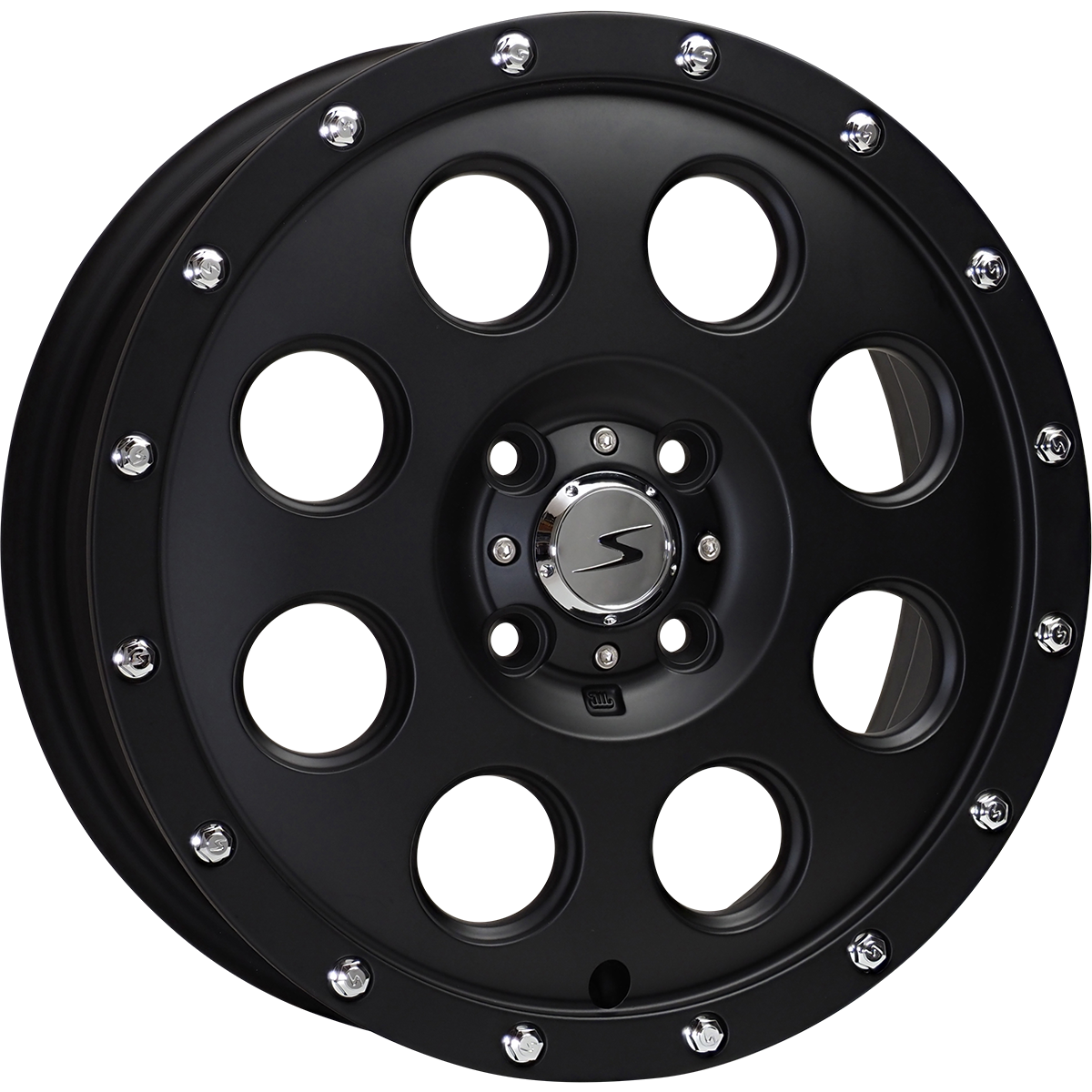 <br>size:15x4.5 100/4H +43<br>wheel color:SOLID BLACK<br>note:Center Cap E1<br>