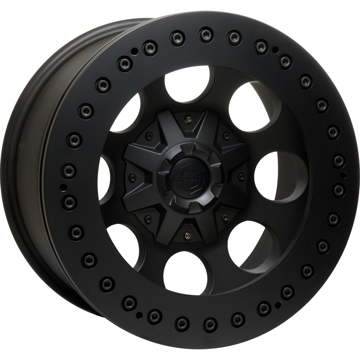 <br>size:17x9.0 139.7/6H -38<br>wheel color:SOLID BLACK<br>ring color:SOLID BLACK<br>note:レースリング<br>FA-Coat(艶消しブラック)ボルト<br>Center Cap C1<br>