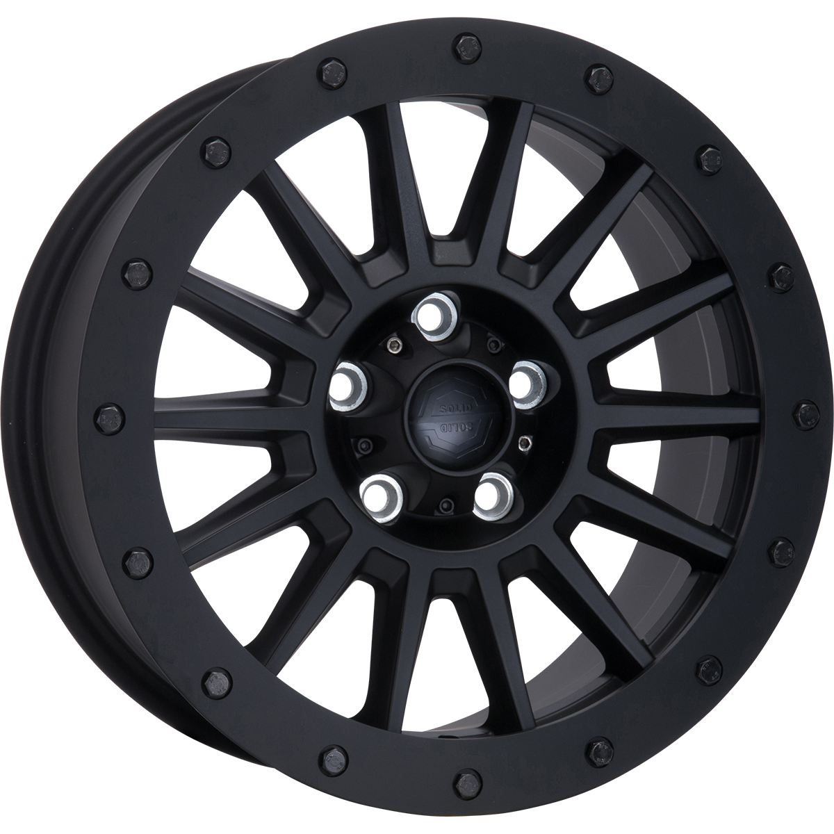 <br>size:16x7.0 114.3/5H +40<br>wheel color:SOLID BLACK<br>ring color:SOLID BLACK<br>note:アルミリング付<br>note:ブラックボルト<br>